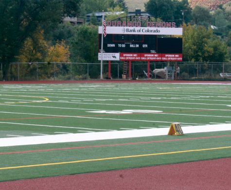The New Turf Field and Track