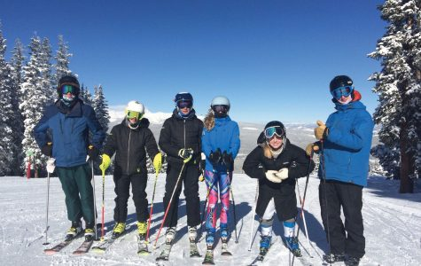 High School Ski Team