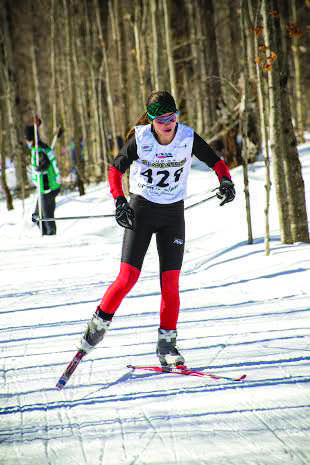 Maggie Wigton Nordic Skiing