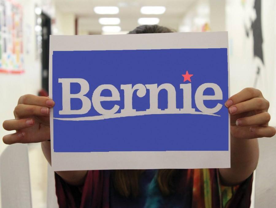 Bernie Sanders Seeks Presidency