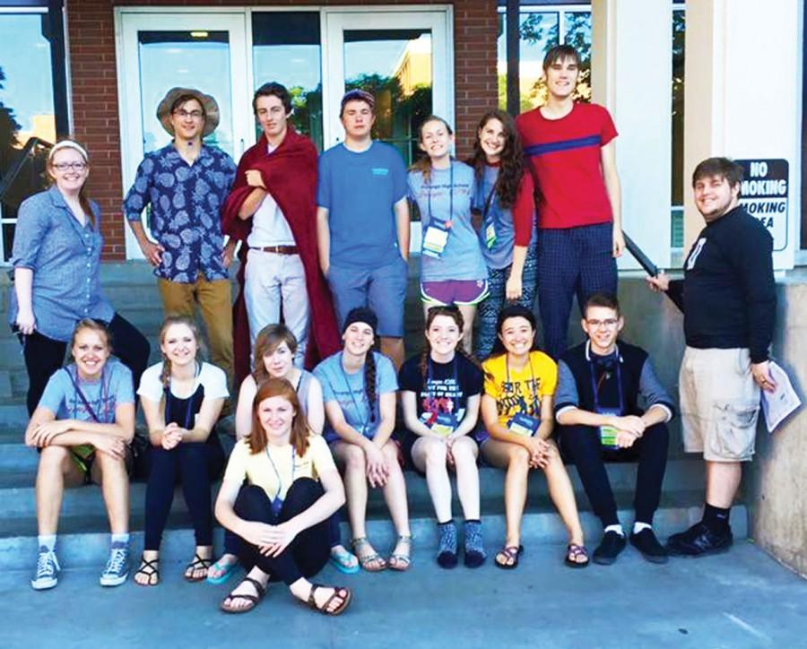 Troupe 1096 Leaves an Impression