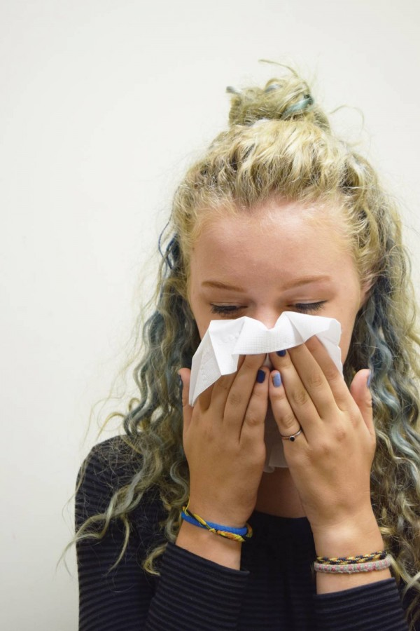 Students Use Tissues for all Their Issues