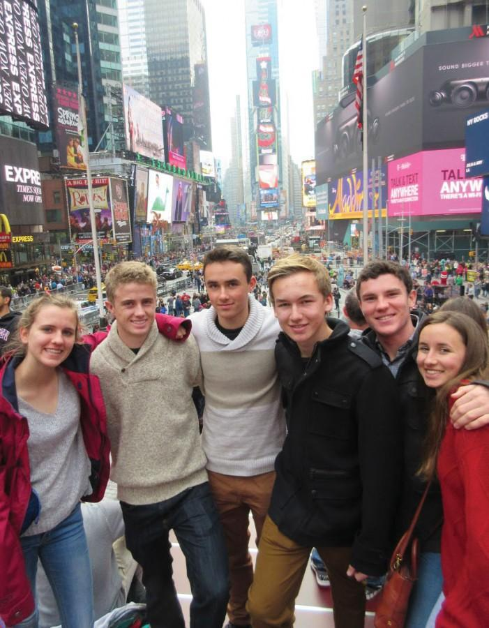 DECA takes on New York City