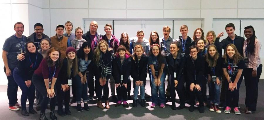Troupe 1096 Returns to Denver Stage