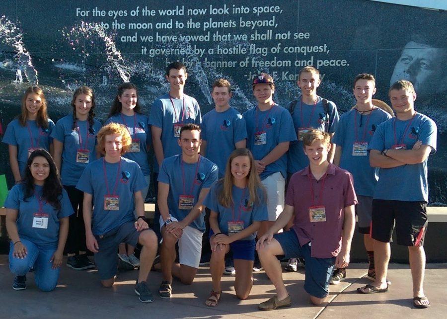 Durango Aerospace Design Team Places Second at Internationals