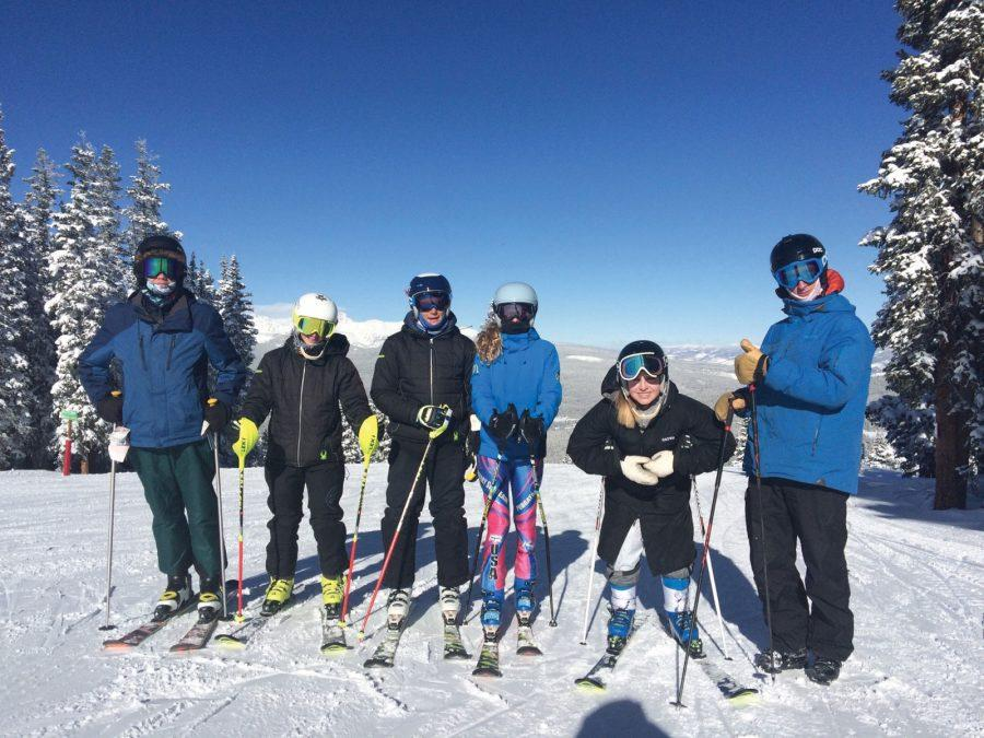 High+School+Ski+Team