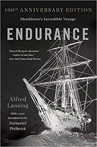 Enduring the test of time: Endurance, a book review