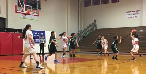 Girls Basketball: push it to the limit