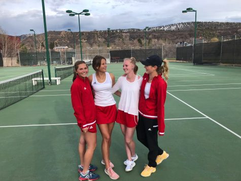 Tarshis as the New Girls' Tennis Coach