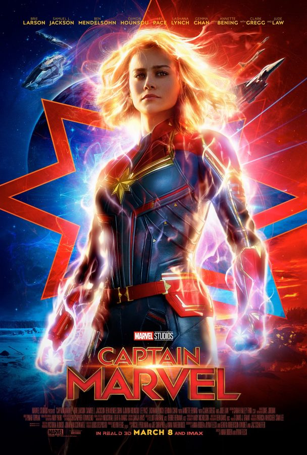 Higher. Further. Faster. Captain Marvel: Not Just a Superhero Movie