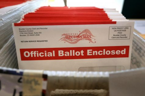 Are Mail in Ballots Here to Stay?